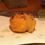 石臼挽き手打蕎楽亭 - 小玉葱