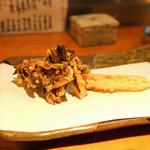 石臼挽き手打蕎楽亭 - 舞茸