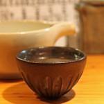 石臼挽き手打蕎楽亭 - 飛露喜 特別純米