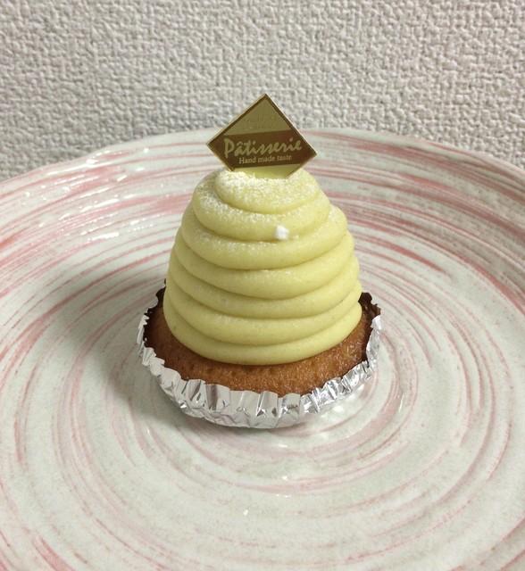 菓子工房BASARAN - 和栗のモンブラン エクセレント