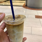 ブルーマンデー - Iced Cafe Latte(Short)