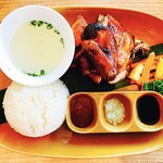 73961799 - 海南焼鶏飯!!