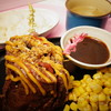 すてーき亭 - 料理写真:キュービックステーキ300g