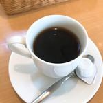 レイヨン デュ ソレイユ - 食後のコーヒー