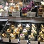 エコファームカフェ 632 - ケーキたち