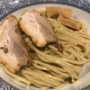 自家製麺 竜葵 - 料理写真:季節限定味噌つけ麺