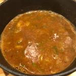 自家製麺 竜葵 - 濃厚なつけ汁