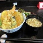 天徳 - 天丼2017.09.30
