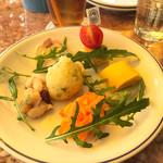 松島イタリアン トト - 前菜