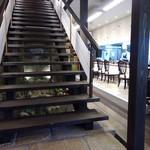 73966016 - 階段とカウンター