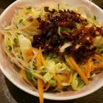 えいちゃん - ママ手料理の、中華料理。メッチャ辛いです❤