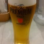 ソラノイロ ナゴヤ - 生ビール