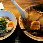 虹のむこう - 料理写真:Bセット¥900