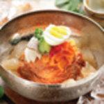 ジャンモ - ピリ辛が大好き!! 韓国ビビン冷麺