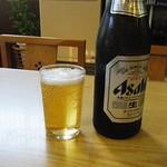 かね久 - ドリンク写真:ビール。。