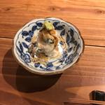 横川橋 康次郎 - 山芋と焼きのりのポテトサラダ