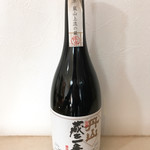 丹山酒造 - 丹山 純米吟醸 蔵出酒造一番
