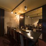 OSTERIA CAFE BAR CITRON - 2F個室