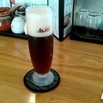 食堂酒場 酉かつ - 琥珀ビール
