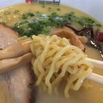 麺屋 丸鶏庵 -