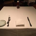 ウルフギャング・ステーキハウス - テーブル席