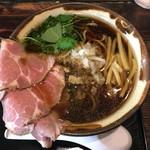仮麺中 ぬちぐすい - 「らーめん」600円