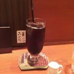 みのりCafe - 水出しアイスコーヒー ¥600-