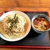 橅 - 料理写真:牛肉ごぼうつけ蕎麦