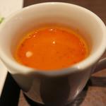 73978679 - このスープが濃厚でした