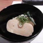 串カツ&ワインバル ゑしぇ蔵 - 付き出し