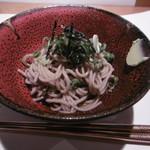 串カツ&ワインバル ゑしぇ蔵 - お蕎麦