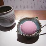 串カツ&ワインバル ゑしぇ蔵 - アイスクリーム