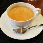 ラトリエ ドゥ ステイジュ - 食後のコーヒー