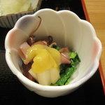 天ぷら いな葉 - 料理写真:蛍烏賊~