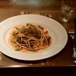 ビセスティーレ - 料理写真:野菜のペペロンチーノ