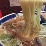 ラーメン 麺丸 -