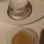 中国料理 翆陽 - ツバメの巣の一口スープ