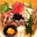 壱岐の鮮魚と雲丹しゃぶのお店 博多いきや -