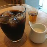 モデラートロースティングコーヒー - アイスコーヒー