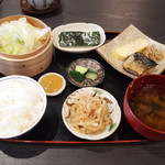 アーユルヴェーダ・カフェ ディデアン - 和食(1080円)