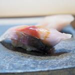 鮨 猪股 - 胡麻鯖