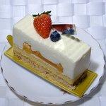 アンテノール - レアチーズケーキ