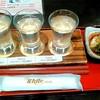 7つのおもてなし - 料理写真:スキー正宗(やや辛口、高田地区)、妙高山(やや辛口、高田地区、吟田川(辛口、柿崎地区)