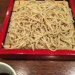 更科藤井 - 料理写真:
