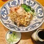 なかやしき - 舞茸天おろし蕎麦