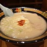 一蘭 - 料理写真:☆【一蘭 宝塚店】さん…一蘭ラーメン(≧▽≦)/~♡☆