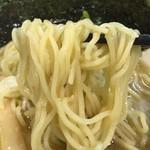 帆のる - 麺