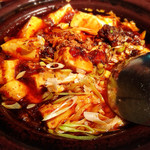73992726 - 麻婆豆腐(๑‵ᴗ′๑)