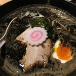 73993476 - 焦がし味噌麺(890円)