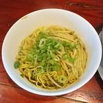 中華料理 八戒 - 〆の麺